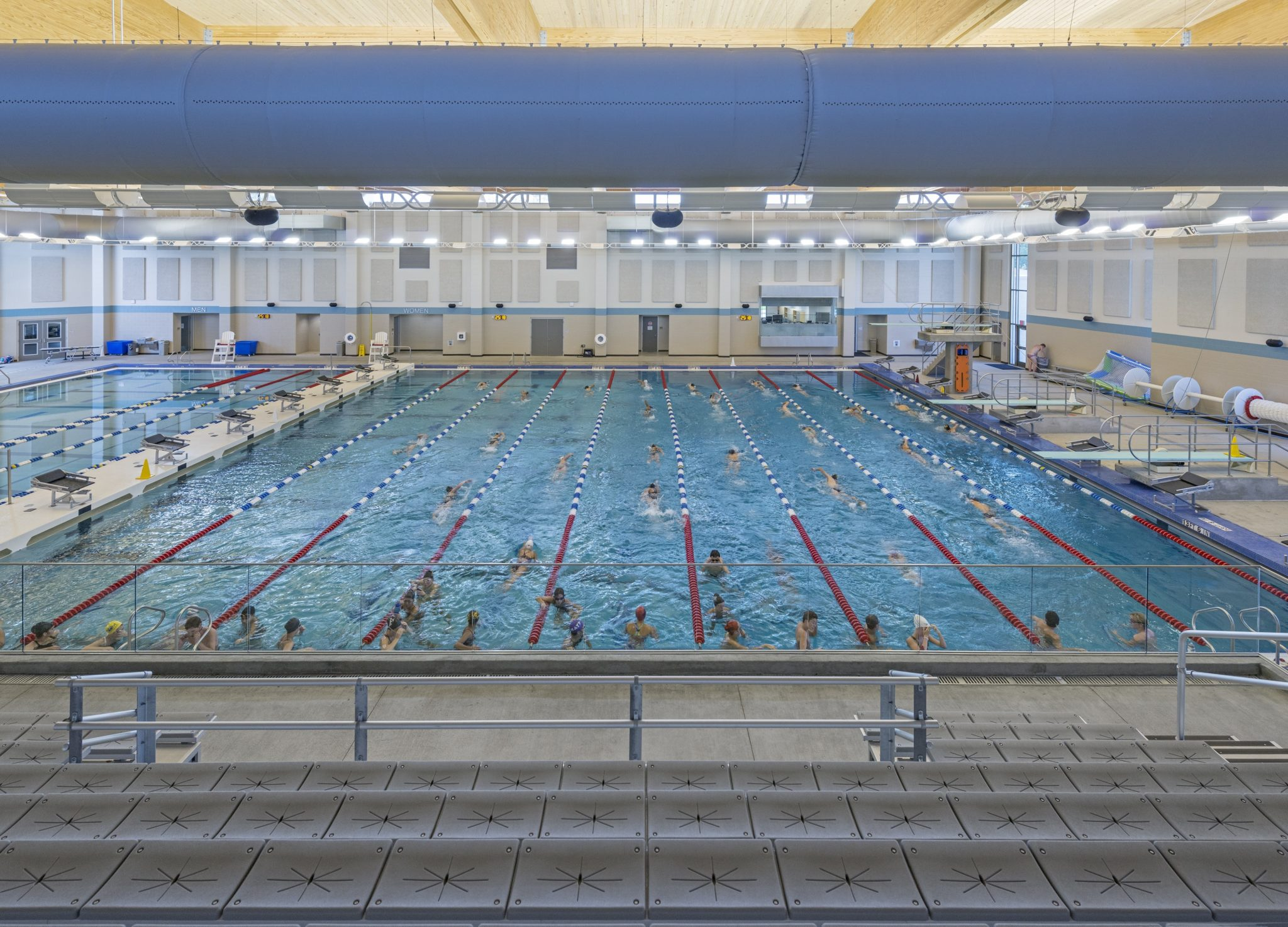 Texas Style High School Pools
