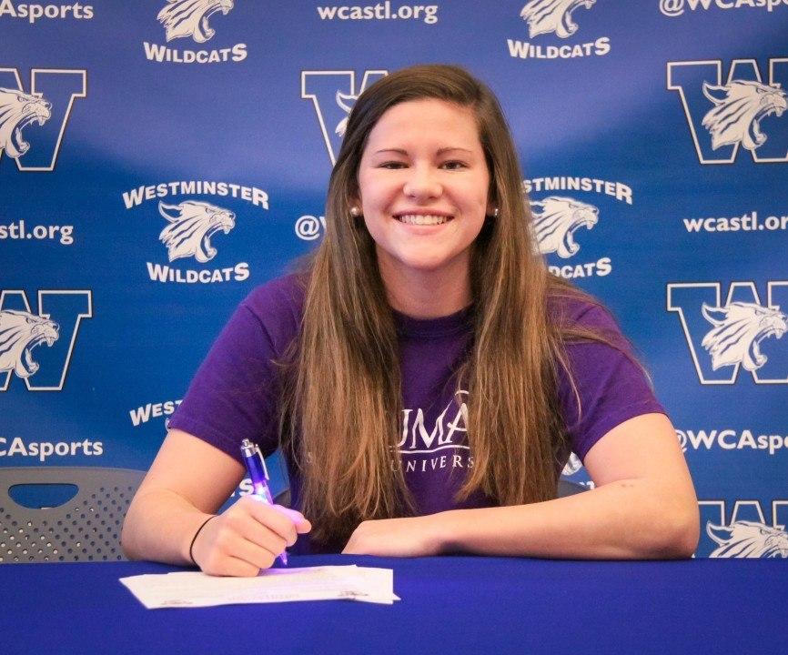 Truman State Signs Parkway's Lauren Massot