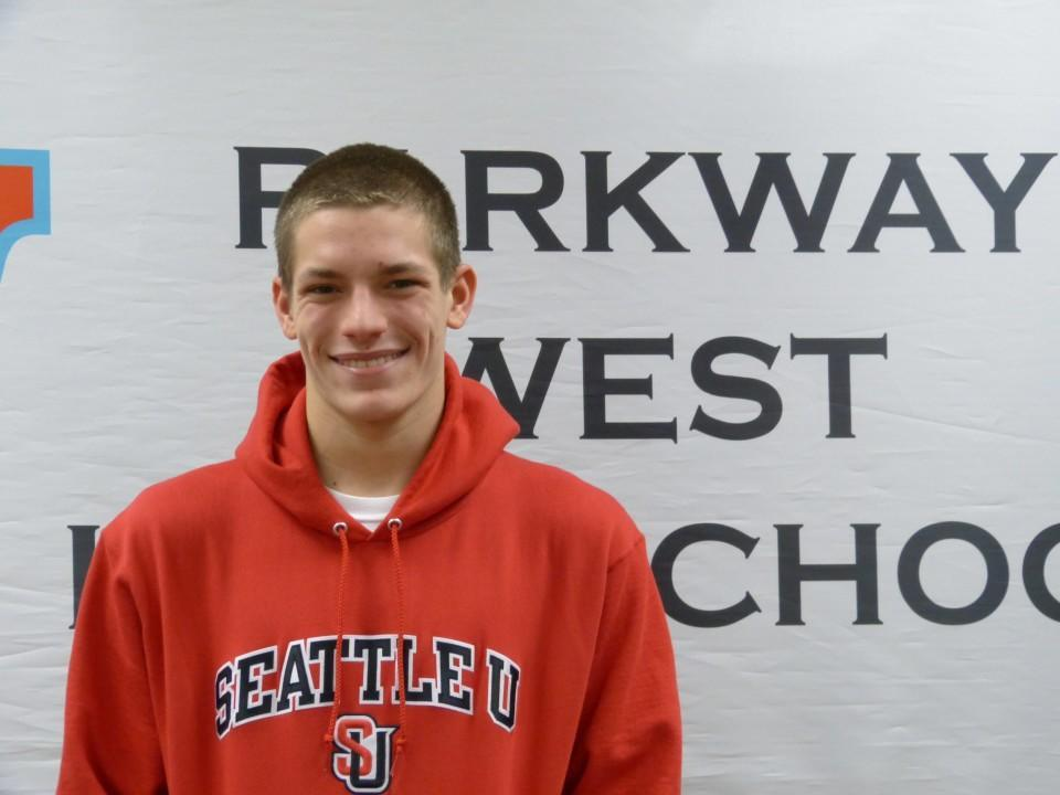 Parkway's Luke Christensen Signs with Seattle