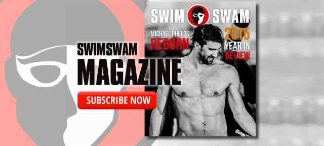Magazine Slider, SwimSwam Magazine