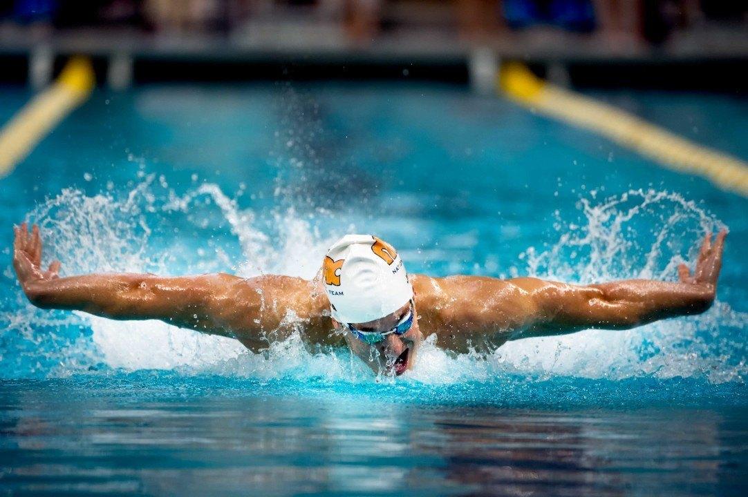SwimMAC's Matthew Josa Disqualified in the 200 IM