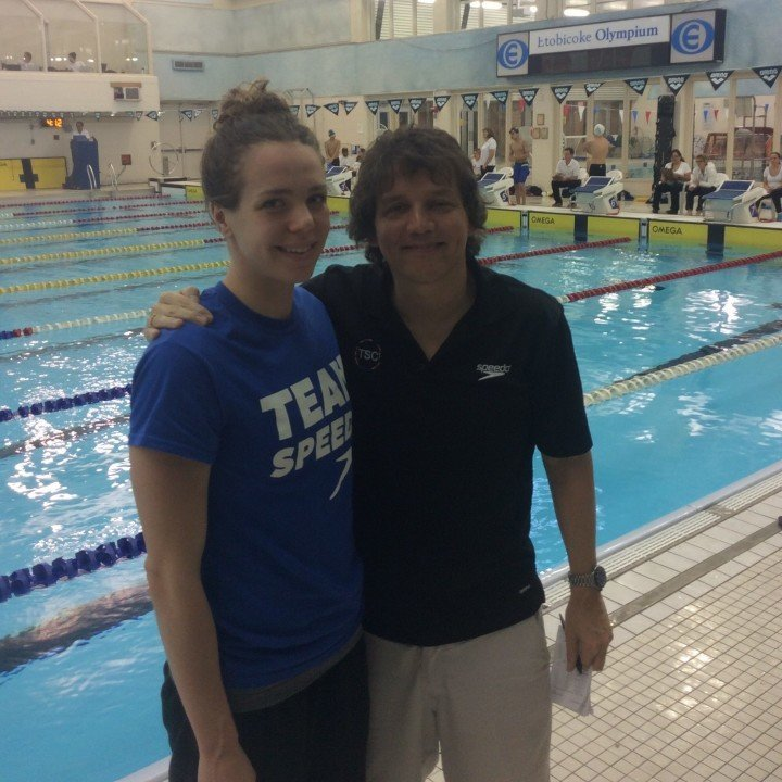 Paige Miller Breaks National Record, Cracks Top 5 Global Rankings