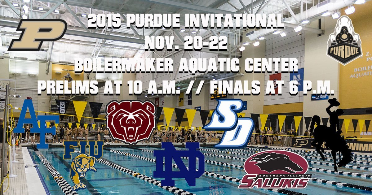 Boilermakers Lead After Day 1 of Purdue Invite