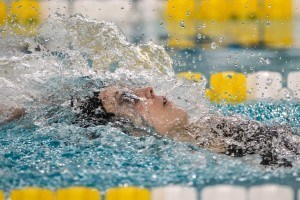 13-year-old Regan Smith (1:01 100 back) excited for future (Video)