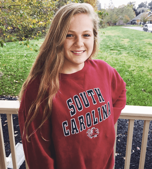 SwimMAC Winter Nationals Qualifier Albury Higgs Chooses South Carolina