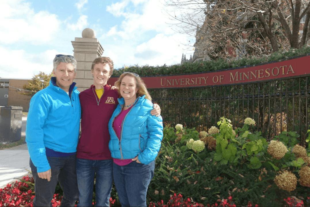 Luke Cooperman Commits to Minnesota Diving