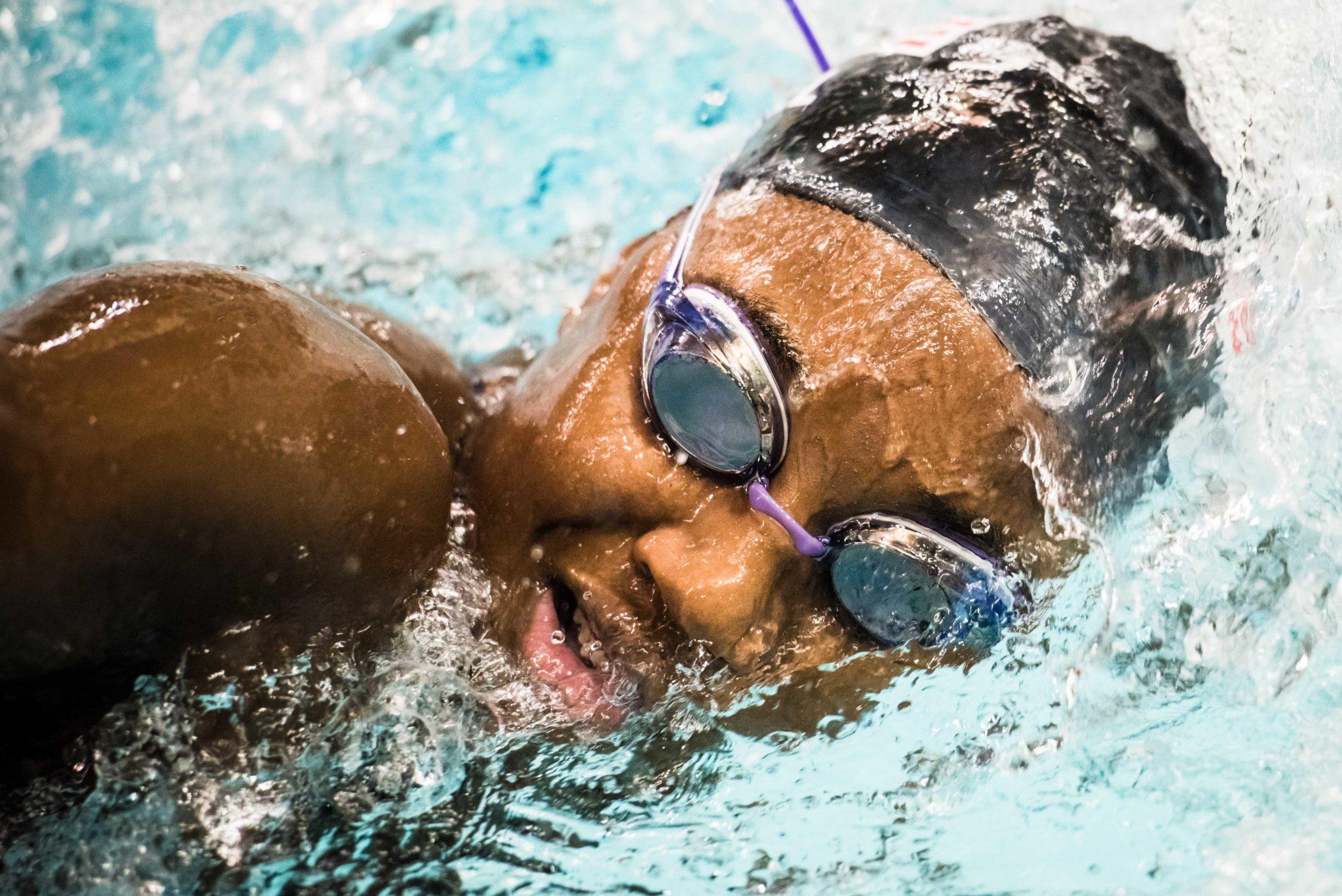 Simone Manuel Bio - SwimSwam