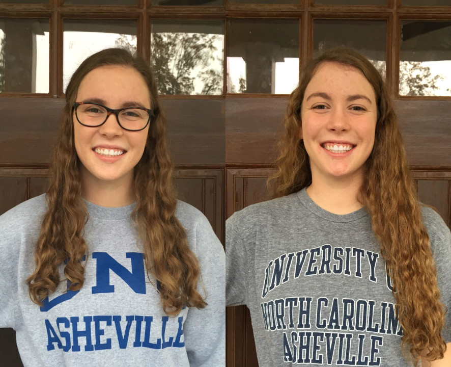 Twins Skylar and Madison Rogan Commit to UNC Asheville