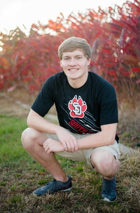 Bryce Fehringer Headed to the University of South Dakota