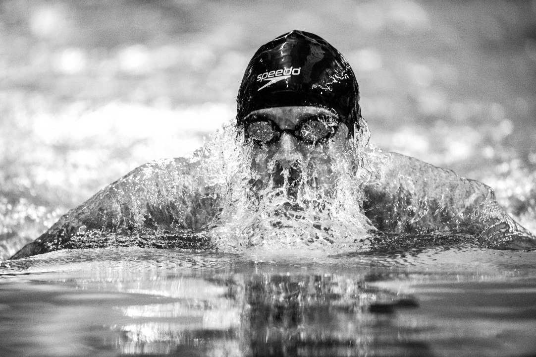 Steve West, 47, Blasts 1:04.84 100 Breast, Lowering Own Masters World Record
