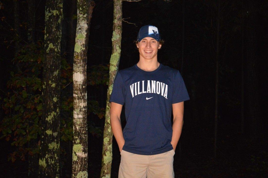 SwimMAC's Nick Spina Opts to Swim for Villanova