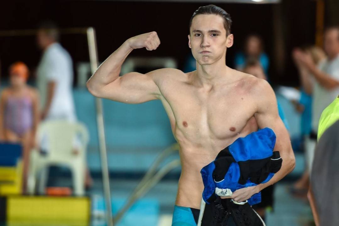 SVK: Four Changes in the List of Slovak Records Within a Weekend