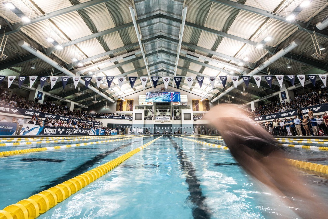 Sanderson, Watt Take Swimmer of The Meet Awards At Utah 2A Champs