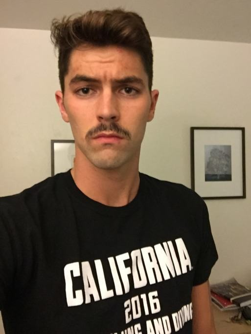 Cal Men's Swimming embraces Movember to raise Men's Health Awareness