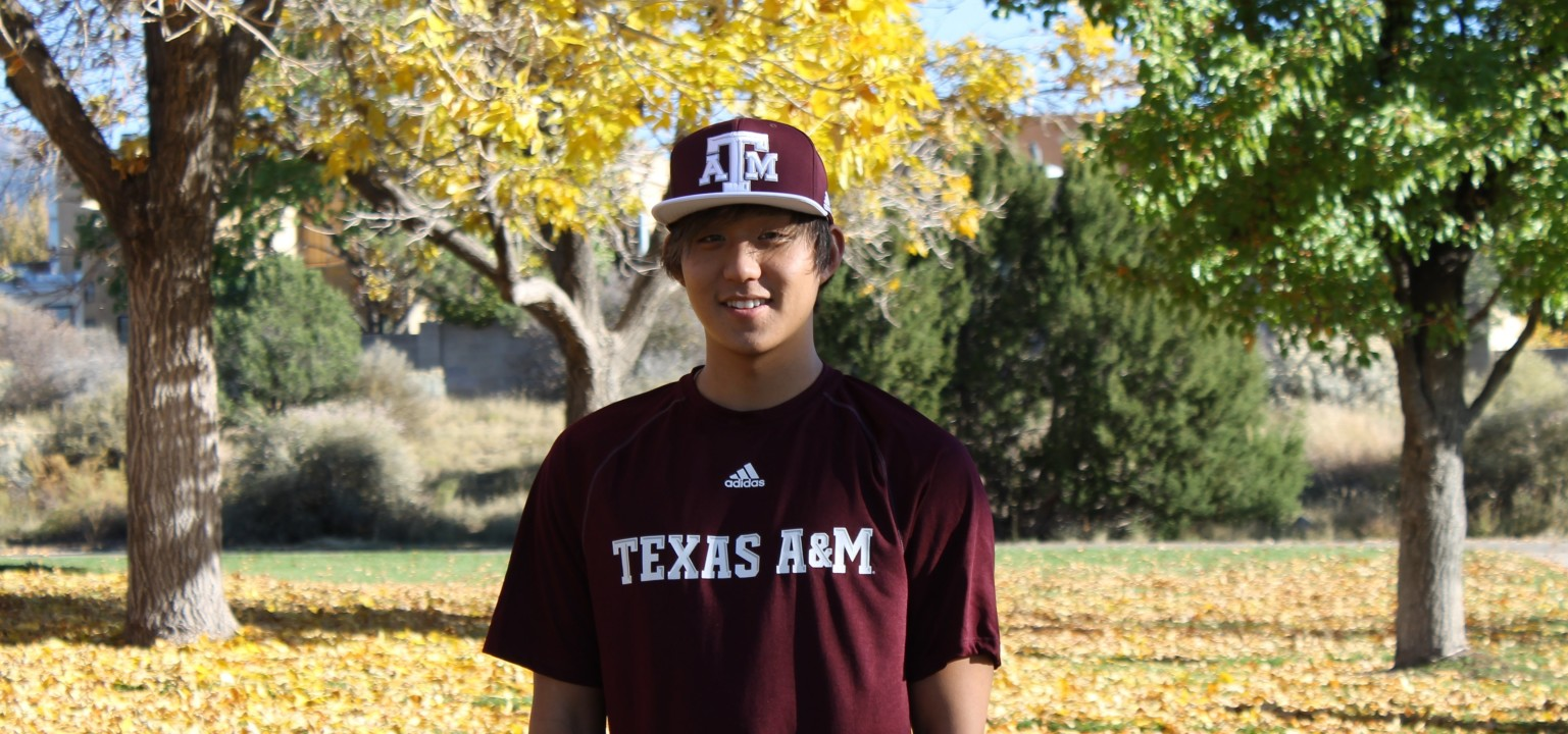 Olympic Trials Backstroker Anthony Kim Commits to Texas A&M