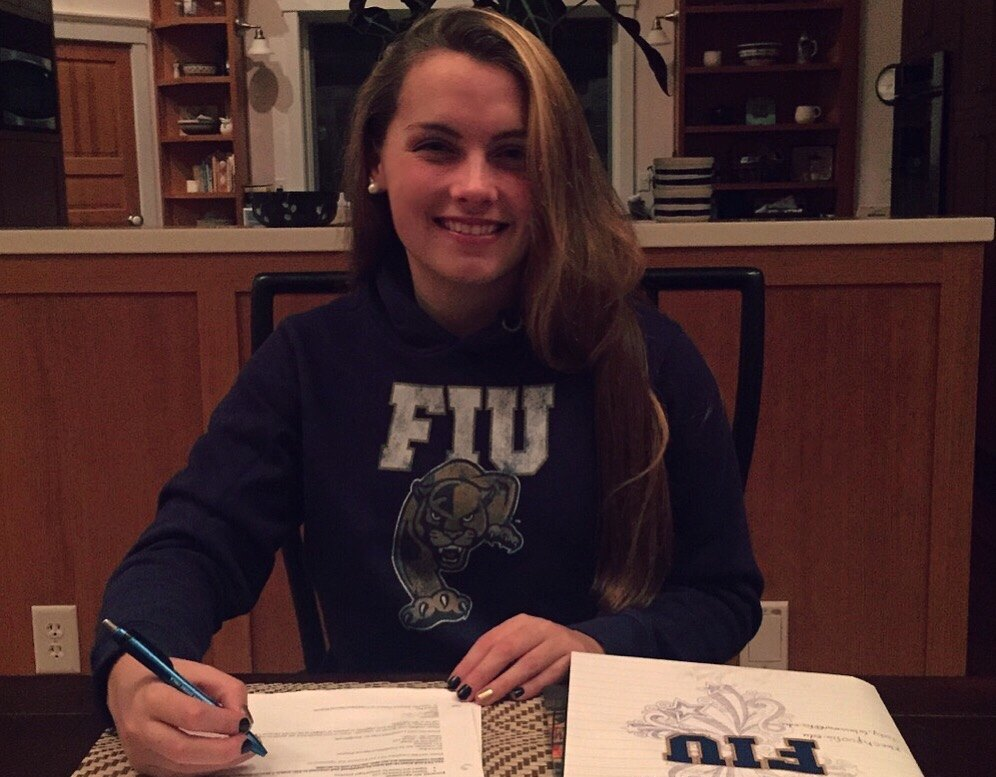FIU Signs Rachel Whitaker to Distance Squad