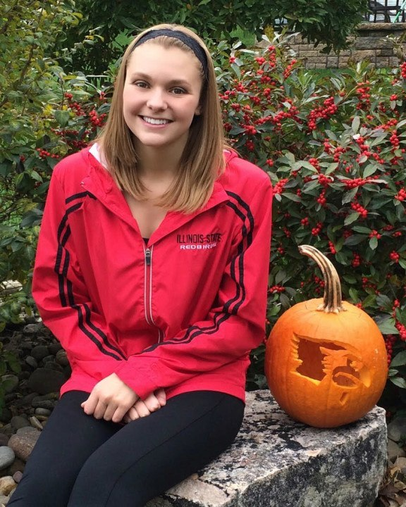Illinois State Redbirds Secure Commitment from NCAP's Katie Tillotson.