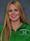 Madi Pulfer (Courtesy: Marshall Athletics)