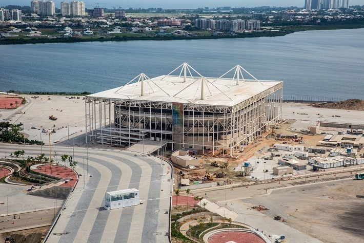 More Rio Woes As Swimming Venue is Forced To Cut 1250 Seats