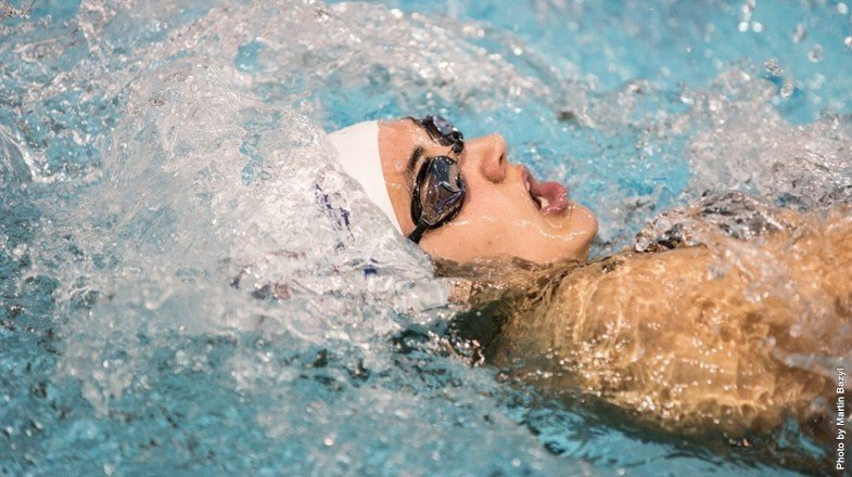 CIS Championships Day One Prelims: Kylie Masse Narrowly Misses Record