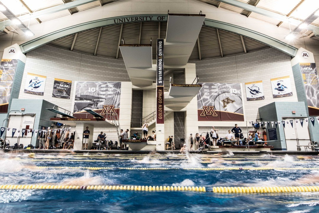 Maddy Olson Added To Minnesota Swim & Dive Staff