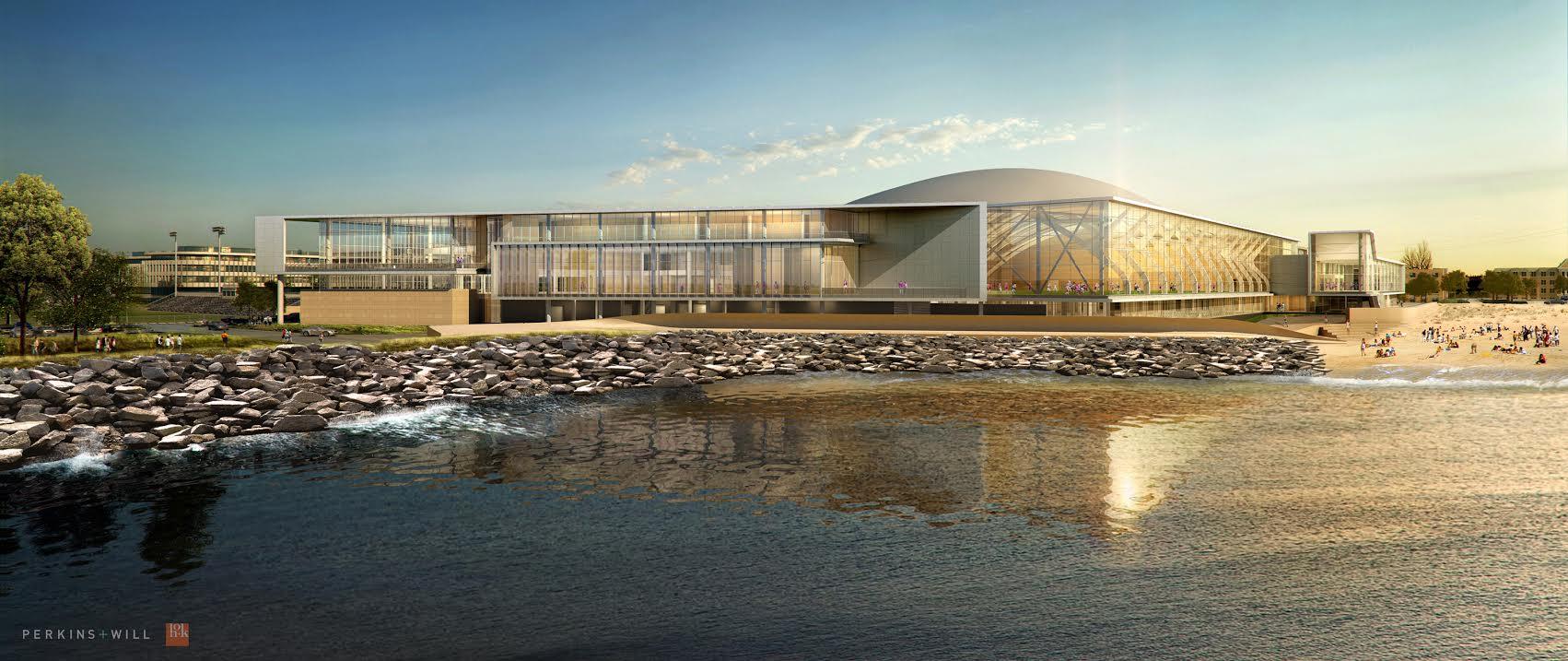 Northwestern 39 S Norris Natatorium To Be Expanded In Rec Center Overhaul