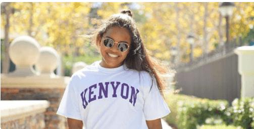 Kenyon Ladies Get Verbal Commit From Sprint Princess