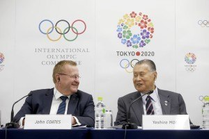 IOC Vice-President John Coates: Olympics Will Happen