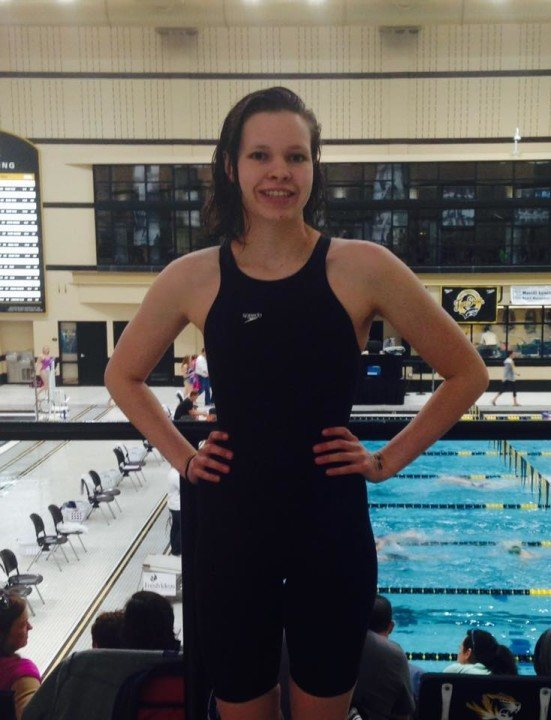 Distance Swimmer Ally Hecht Commits To NAIA Morningside College