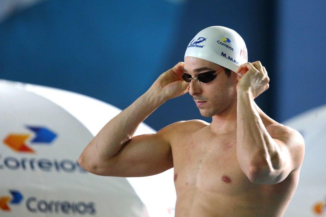Rio 2016 Olympian Marcos Macedo Joins Fight Against Coronavirus In Brazil
