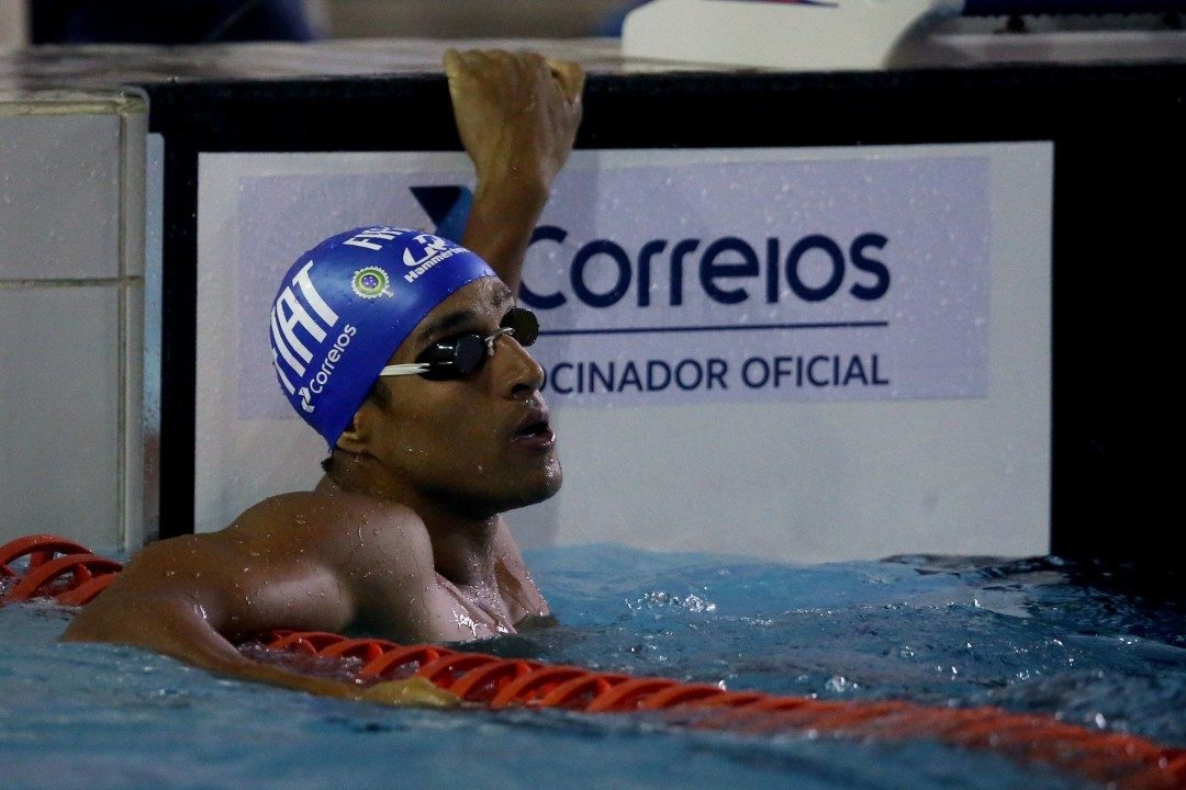Oliveira, Santana Chosen For Rio 100 Free At Brazil Open Day 3 Finals