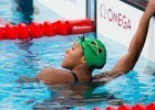 WATCH: Alia Atkinson Tie 100 SCM Breast World Record in Chartres