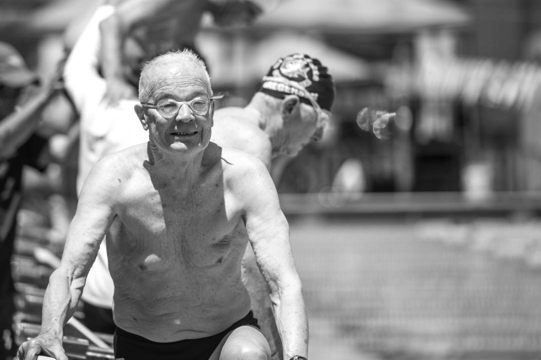 Masters Swimming – The disappearing triathlete