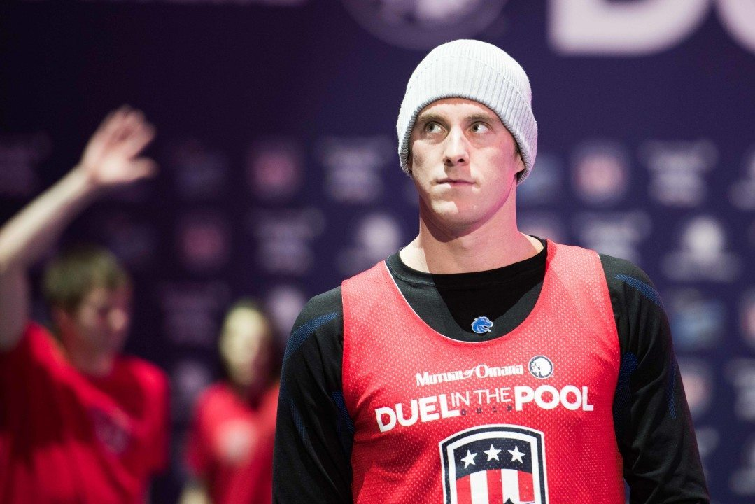 Meet the 2016 USA Olympic Swimming Team: Conor Dwyer