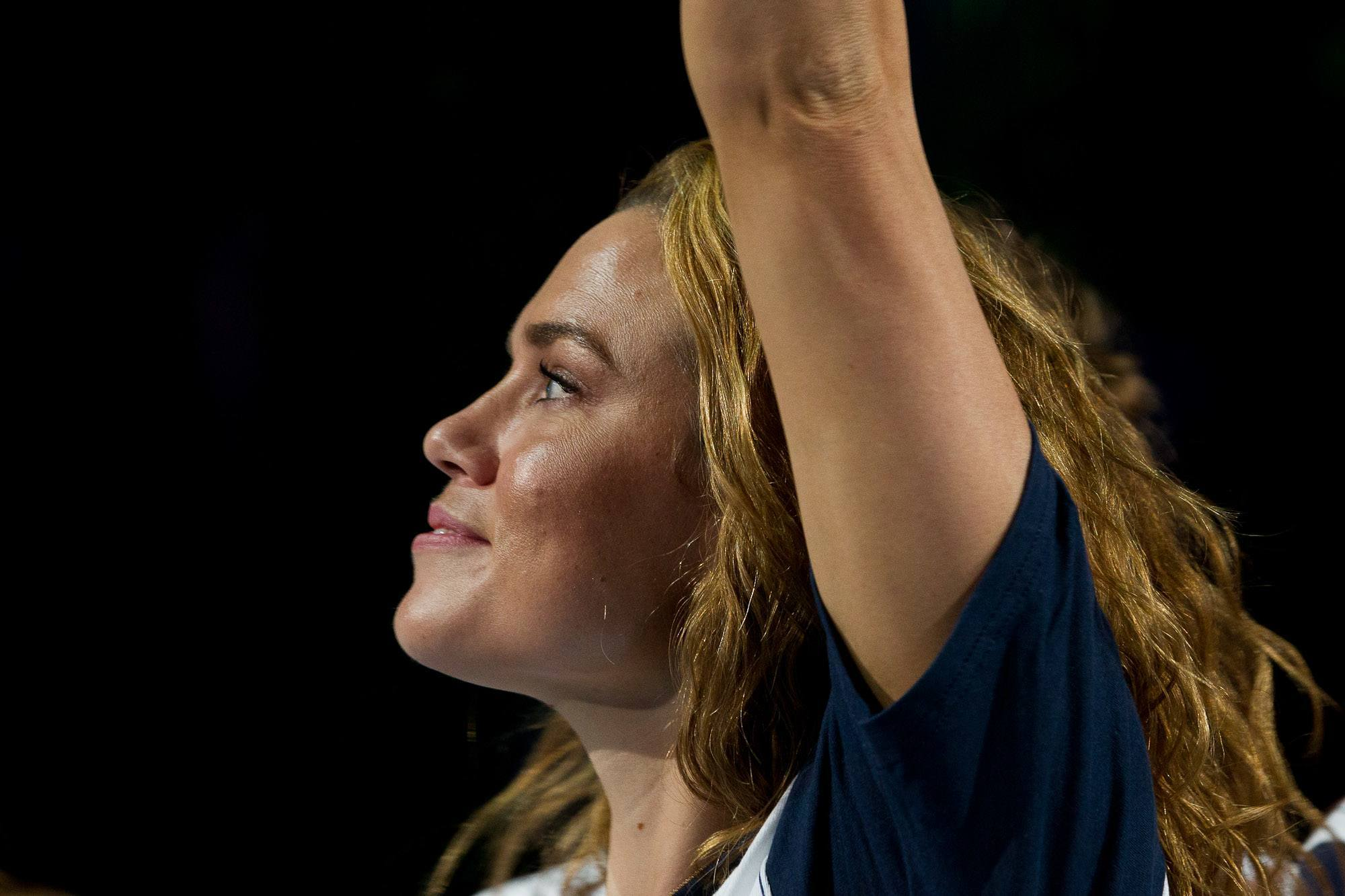 12-Time Olympic Medalist Natalie Coughlin Gives Birth to First Child