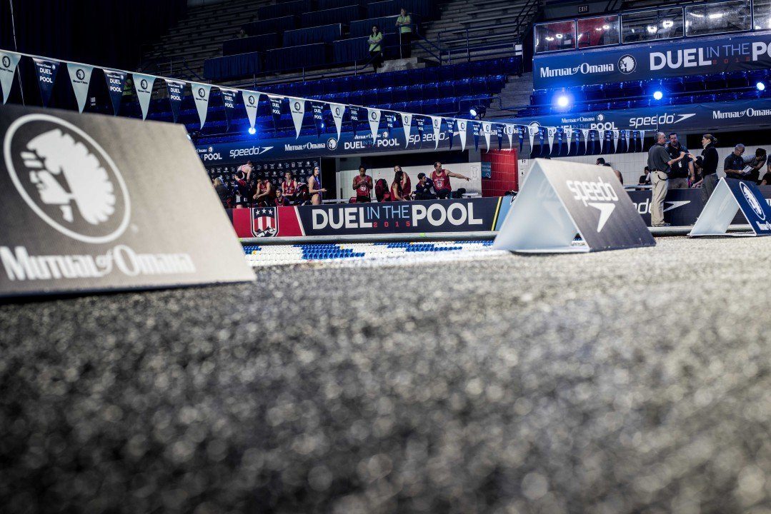 2015 Duel In The Pool: Day 2 Race Videos