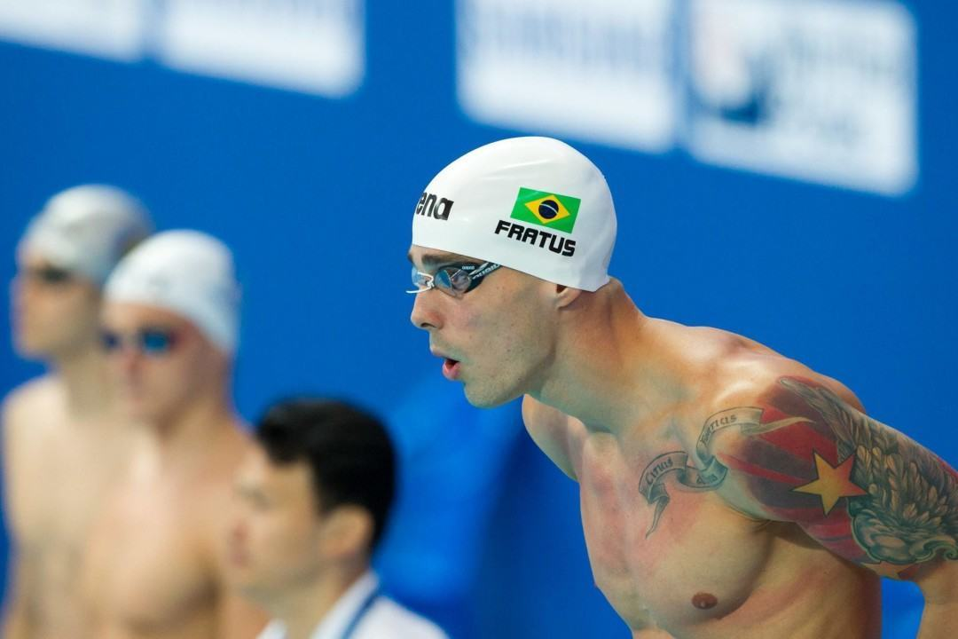 Jose Finkel Heat Sheets, Brazilian SC Worlds Qualification Standards