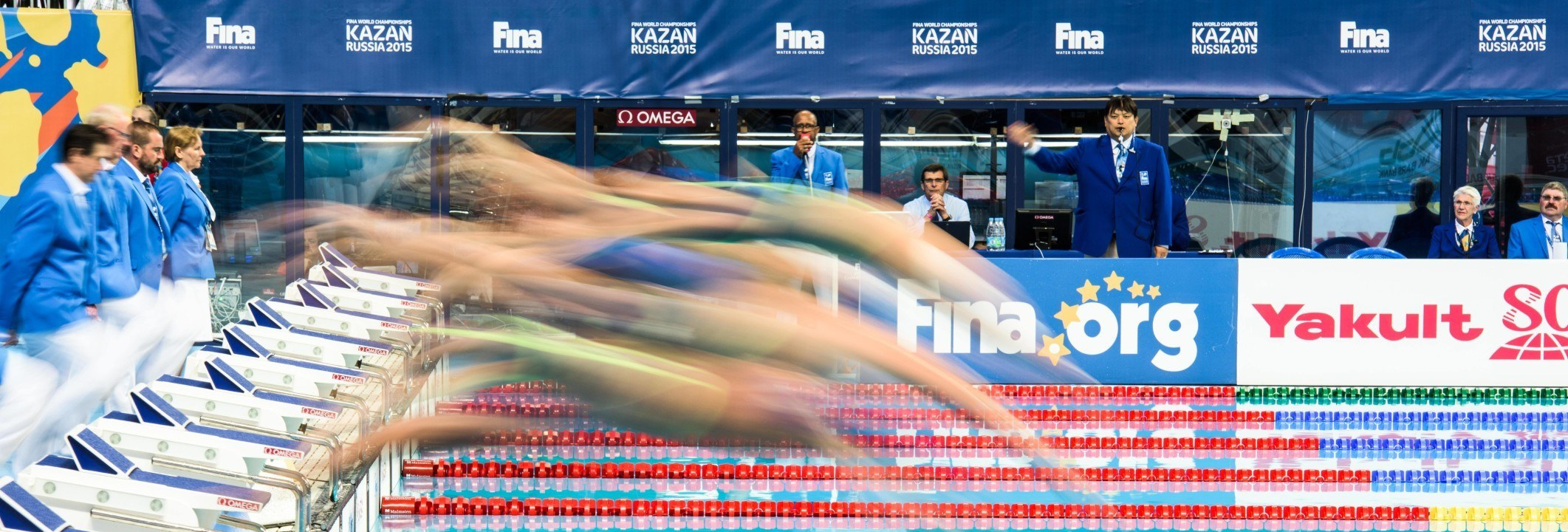 FINA World Championships Postponed To May 2022