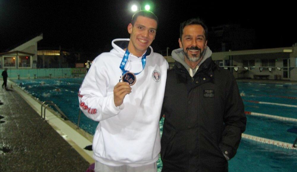 NC State Signs European Bronze Medalist Andreas Vazaios for 2016