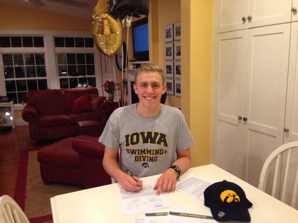 Three-Time In-State Runner Up John Colin Commits to Iowa