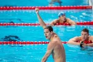 2015 Swammy Awards: Mitch Larkin, Male Breakout Swimmer Of The Year