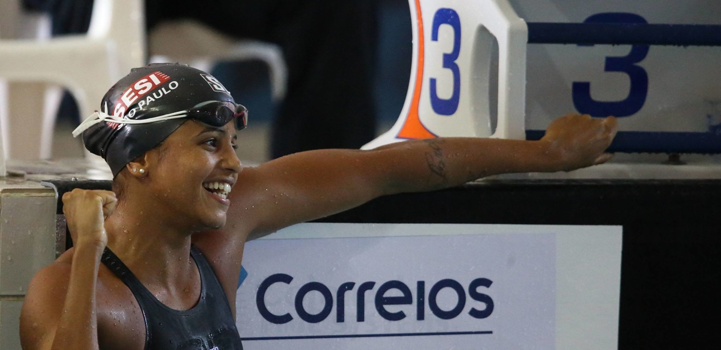 Brazil Announces 2016 Short Course World Championships Roster
