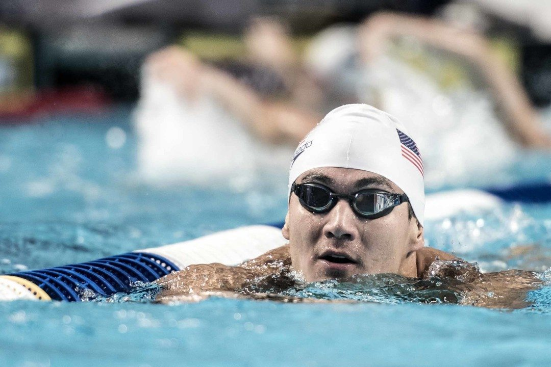 Foreigners Charge, But Ledecky, Adrian Lead Arena PSS Points After Austin