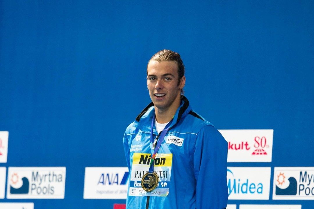 Paltrinieri Continues Success With 3 Golds In Brema