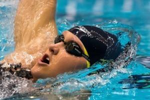 Pelton, Bootsma Blast Backstrokes at Winter Nationals SCY Trials