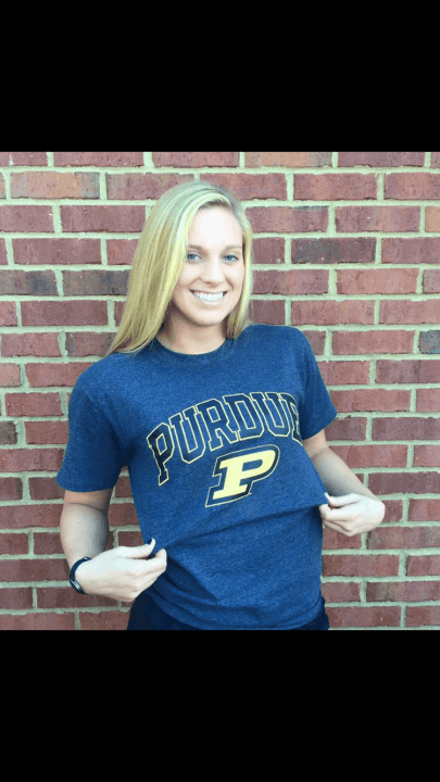 Stephanie Reagan Thom Commits to Purdue Boilermakers