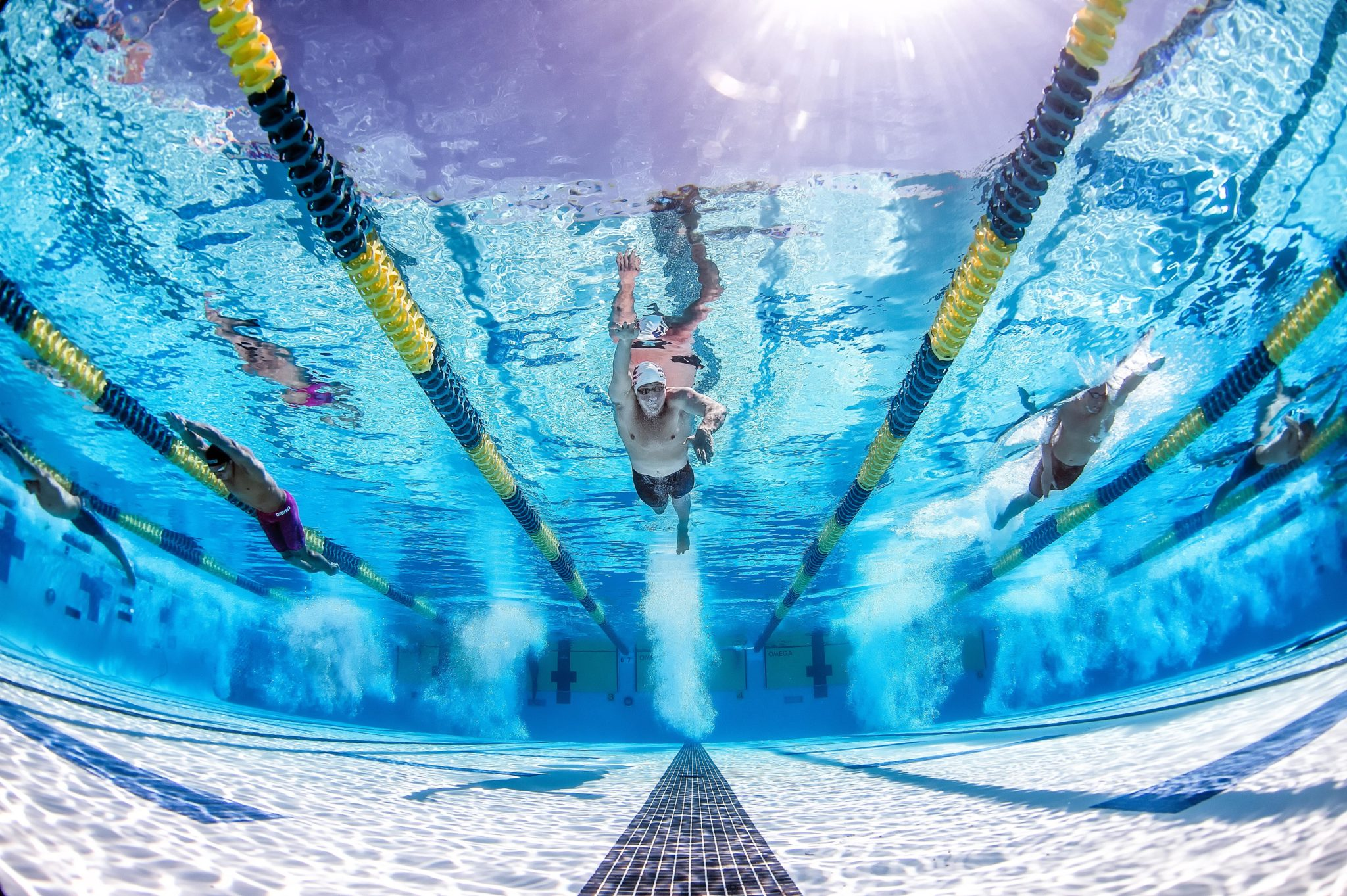 Yoga for Swimmers: Four Poses to Improve Your Freestyle