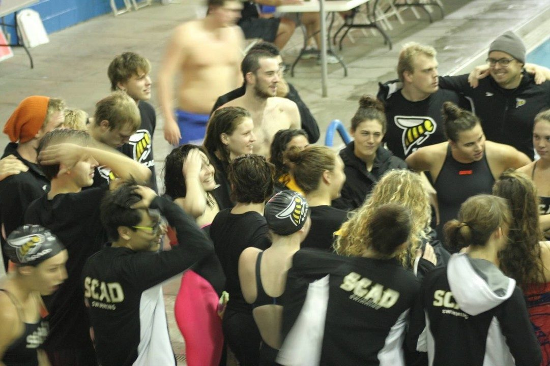 SCAD Women, Men Finish Atop Standings at SCAD Invite