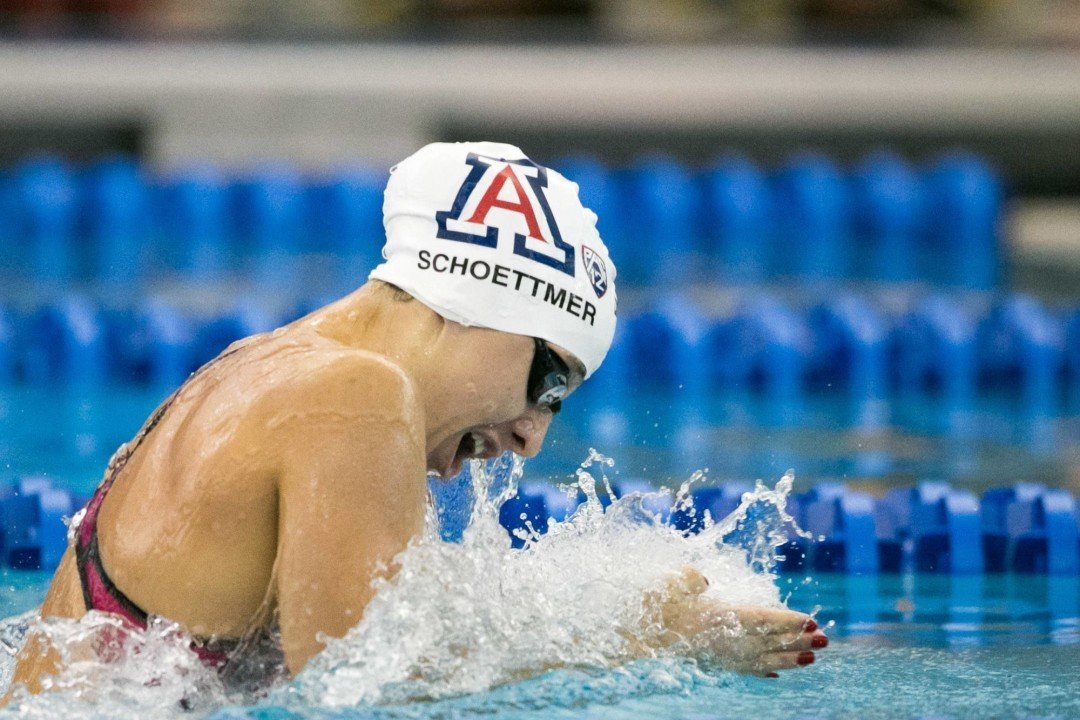 Arizona Women Top NMS, NAU and OS at Home Quad Meet