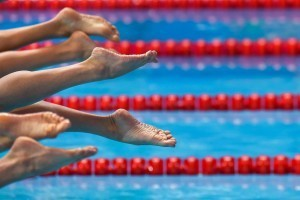 Hunter Qualifies for World SCM Champs in the Men's 200 Freestyle